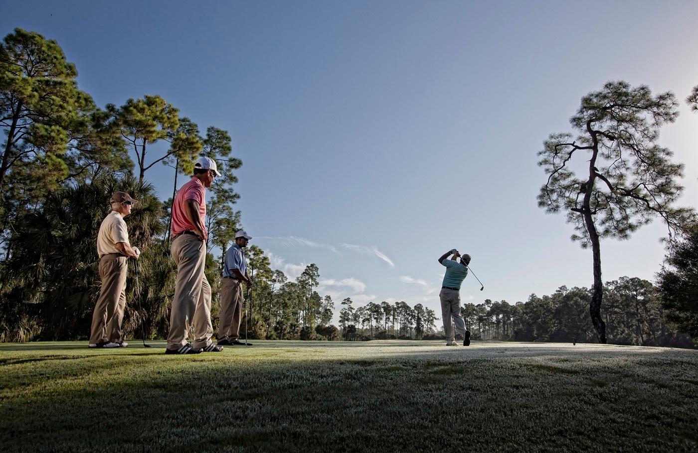 Two Tom Fazio-design Golf Courses